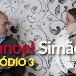 Manoel Simão e Sandrine Swarowsky